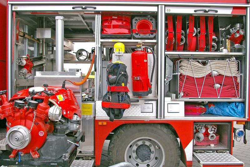 Auto de vistoria do corpo de bombeiros
