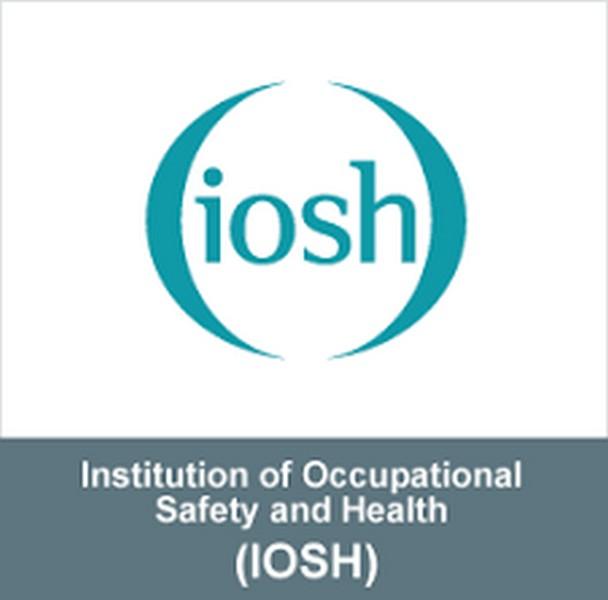 Certificação iosh