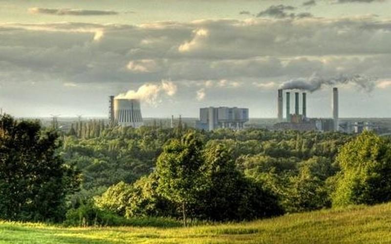 Licença para meio ambiente industrial