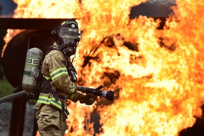 Prestação de serviço de bombeiro civil