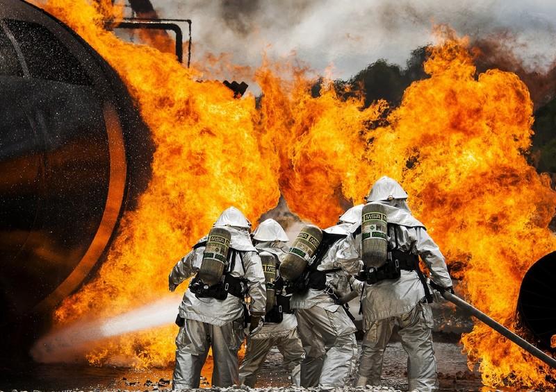 Terceirização de serviços bombeiro civil