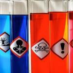 Gestão de produtos químicos